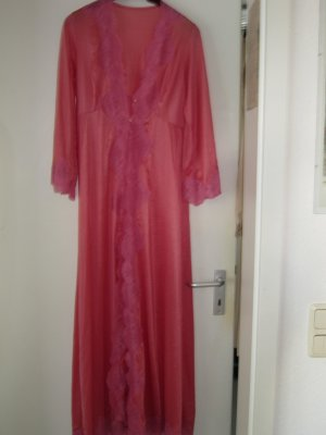 Dressing Gown pink polyamide