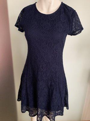 Spitze Kleid Gr 34 36 XS 170 von C&A