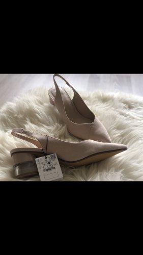 Bershka T-Strap Sandals multicolored