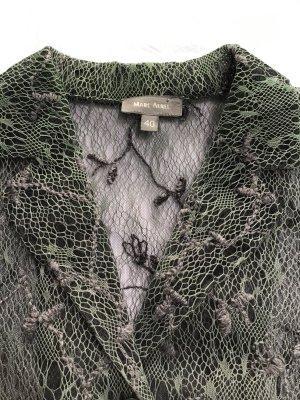 Marc Aurel Knitted Blazer green grey-khaki
