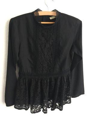 Spitzen-Bluse