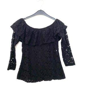 Haily's Blusa in merletto multicolore