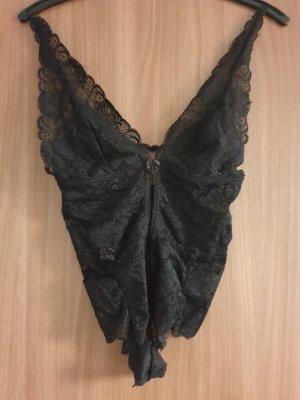 Suzanna Kombinezon czarny