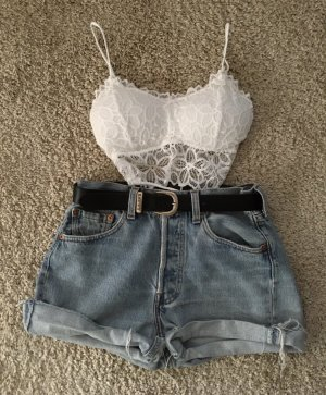Lace Top white