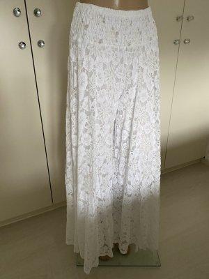 Culottes white