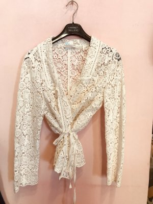 Sônia Bogner Blouse Jacket white
