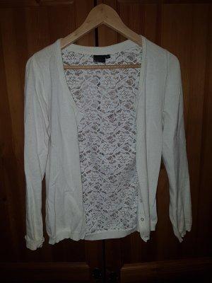 Anderne Short Jacket white