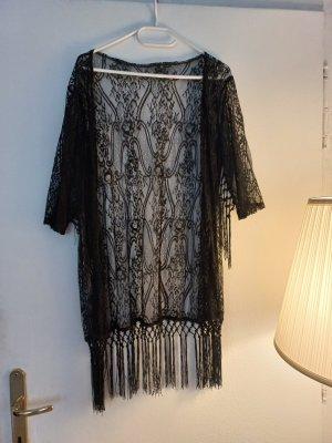Amazon Kimono black