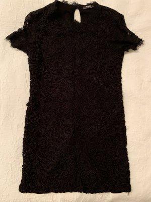 Spitzen Kleid Cocktailkleid Kleid zara