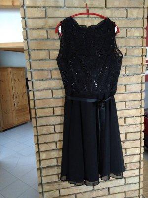 Swing Lace Dress black
