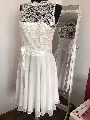 Spitzen Kleid von Peek & Cloppenburg gr.38/ 169€
