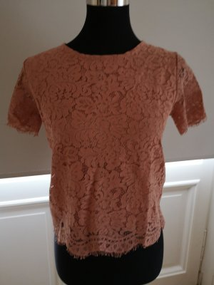 Pimkie Lace Blouse pink