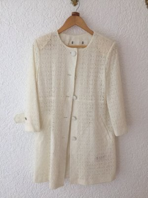 Spitzen Mantel Coat Fashion Lace