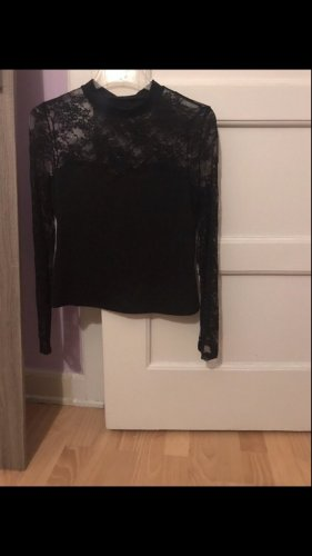 SheIn Crewneck Sweater black