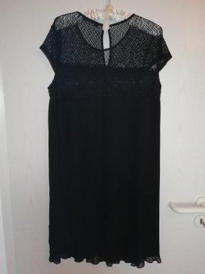 Spitzen-Plissee-Kleid von Esprit_NEU