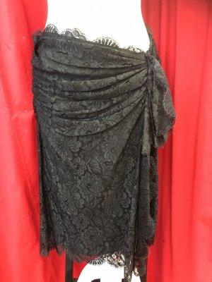 Dolce & Gabbana Lace Skirt black