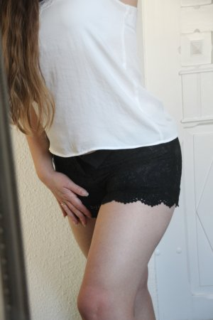 Hot pants zwart