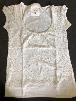 Spitzen-T-Shirt von H&M