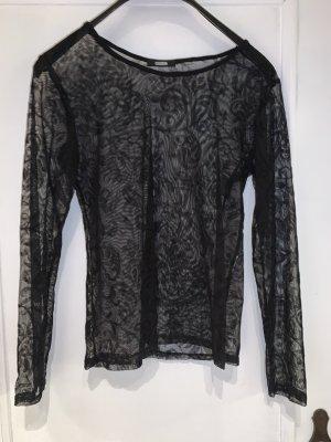 Forever 21 Netshirt zwart