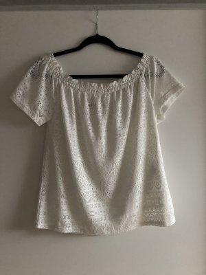 Spitzen Tshirt/Bluse