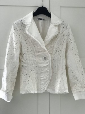 Ambiente Short Blazer natural white