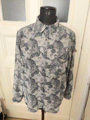 Cotton On Camicia blusa nero-bianco