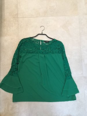Sarah Lace Blouse green