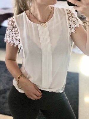 Spitzenbluse Zara