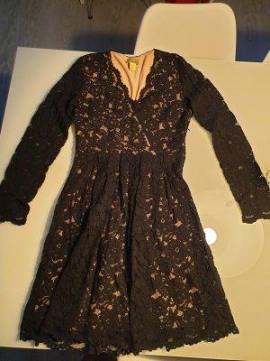 HM A-lijn jurk zwart