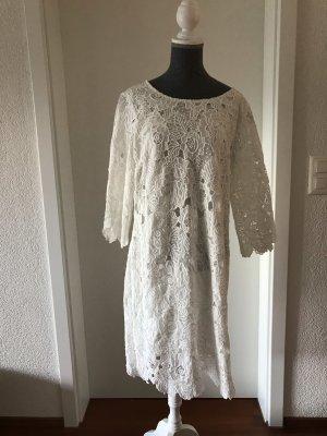 Lace Dress white