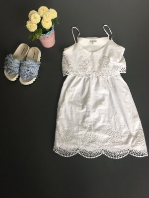 Charlotte Russe Lace Dress white