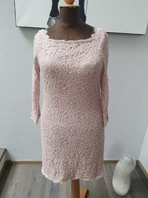 Diana von Fürstenberg Lace Dress cream-oatmeal