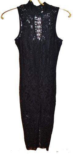 Asos Maxi-jurk zwart
