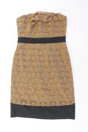 Robe bandeau gris brun-brun sable-marron clair-brun-brun foncé-cognac-brun noir