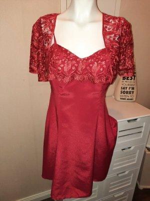 unknown Suknia balowa czerwony