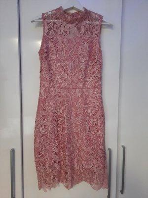 Club L London Cocktail Dress pink-light pink polyester