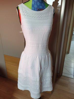 Lauren by Ralph Lauren Lace Dress white cotton