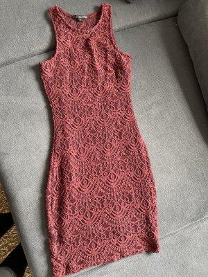 Tally Weijl Letnia sukienka głęboka czerwień