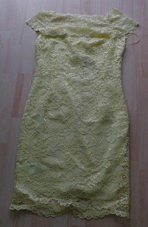 Liu jo Lace Dress yellow