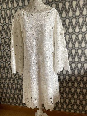 caroline biss Lace Dress white