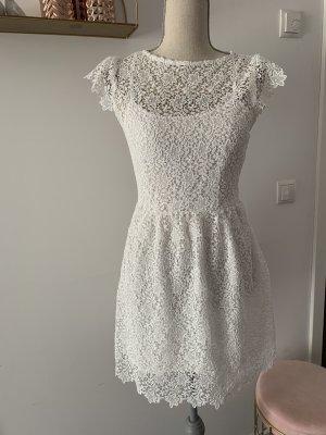 Zara Lace Dress white