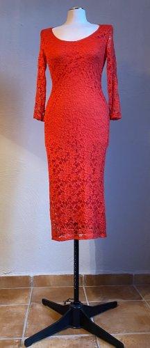 Asos Tall Sukienka etui czerwony