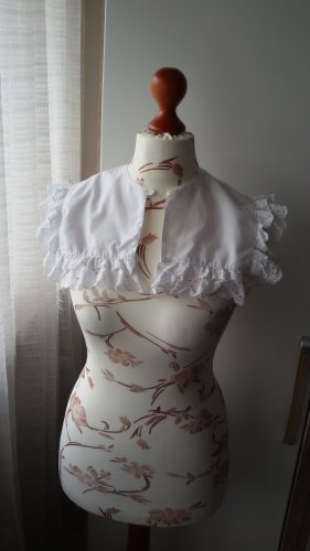 Davantino (per blusa) bianco Tessuto misto