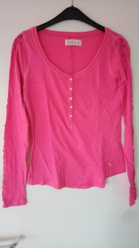 Abercrombie & Fitch Longsleeve pink