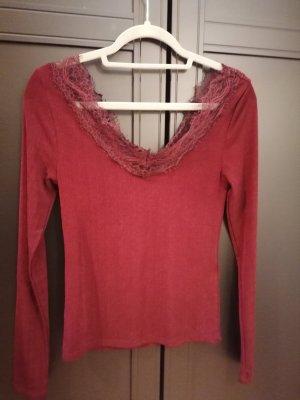H&M Trend Carmen Shirt multicolored