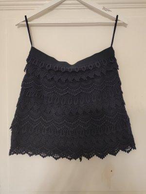 Next Miniskirt dark blue