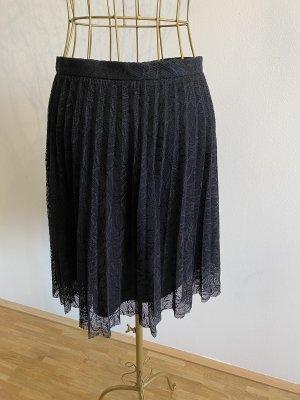 Mint&berry Lace Skirt black
