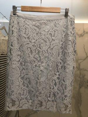 Custommade Pencil Skirt azure