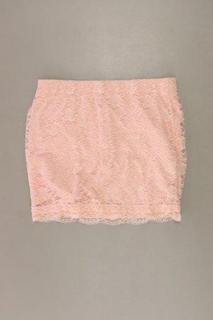 Jupe en dentelle vieux rose-rosé-rose clair-rose