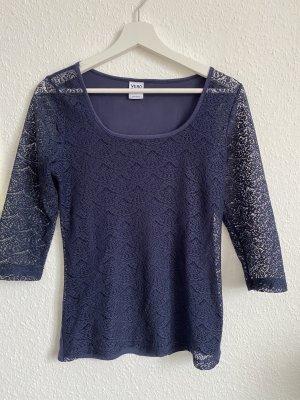 Vero Moda Netshirt donkerblauw